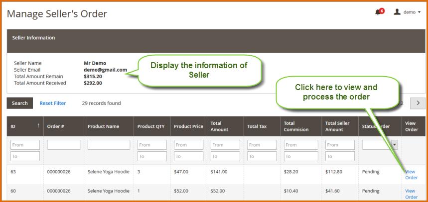 Multi vendor marketplace magento extension - Magebay.com