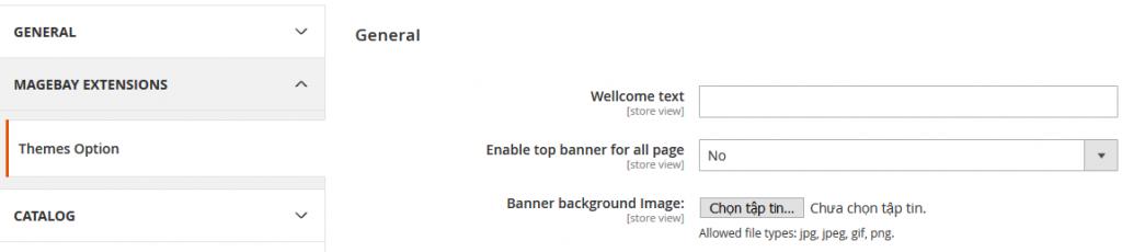 Magento 2.3 create new theme