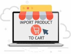 Bulk Orders, Quick Shopping - Add to cart by SKU , NAME or Import (B2B)