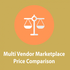 Magento Marketplace Seller Price Comparison