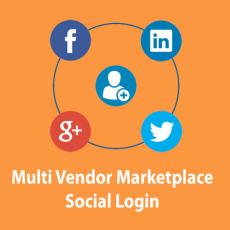 Marketplace Seller Social Login Plugin