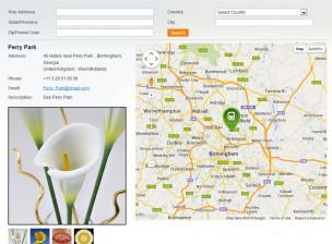 Store Locator Pro - Google Maps
