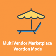 Marketplace Vendor Vacation Plugin