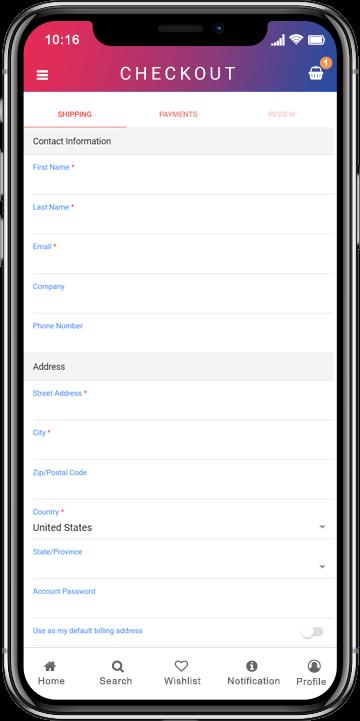 Magento Mobile App - Magento Mobile Extension