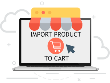 Magento Bulk Import Product to cart
