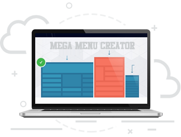 Magento Menu Creator Pro Extension