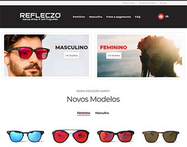 Magento checkout on refleczo